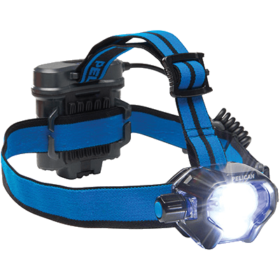 Headlamps Rechargeable - Weatherproof (IPX4)