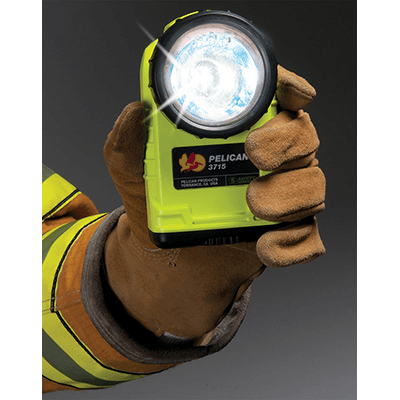 Police, Fire & Rescue (Non-Rechargeable) - Weatherproof (IPX4)